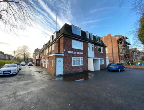 BUY TO LET INVESTMENT – WHALLEY RANGE