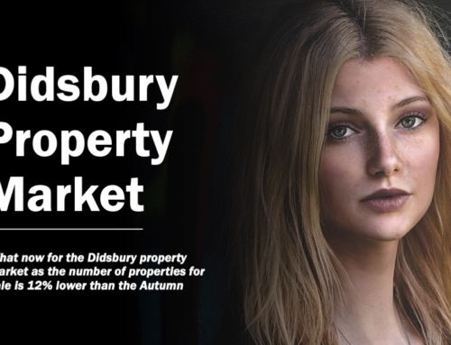12% DROP IN DIDSBURY HOMES 'FOR SALE' IN LAST 4 MONTHS