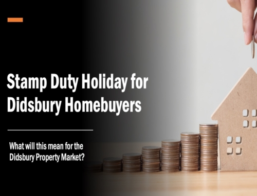 DIDSBURY HOME BUYERS £3,702,338 WINDFALL AS STAMP DUTY HOLIDAY STRETCHED TO SEPTEMBER