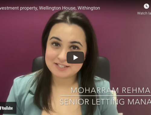 WELLINGTON HOUSE – WITHINGTON – JW INVESTMENT PROPERTY OF THE WEEK
