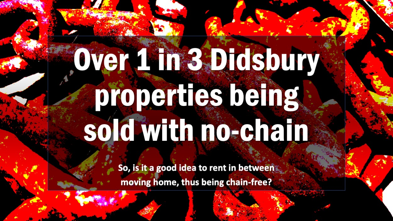 Slide3 - OVER 1 IN 3 DIDSBURY PROPERTIES BEING SOLD WITH NO CHAIN