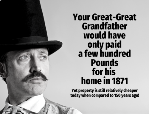 Your Great-Great Didsbury Grandfather Would Have Only Paid £458 5s 2d for His Didsbury Home in 1871
