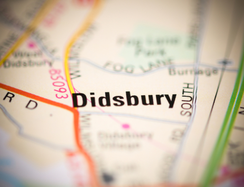 WILL THE DIDSBURY PROPERTY MARKET CONTINUE TO BOOM?